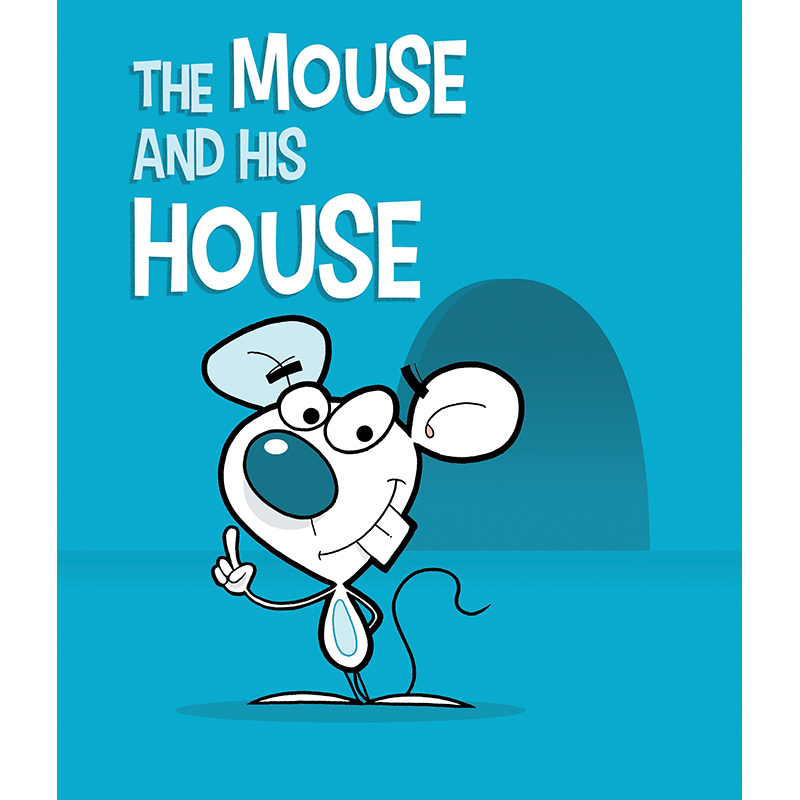 The Mouse in the House Book Cover
